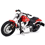 1:18 Motorcycle Scale Model, Static Simulation Die-Casting Car, Alloy Material, Home Decoration, Collectibles, Gifts