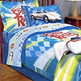 Speed Racer Mach 5 3pc Twin-Single Bedding Sheets Set