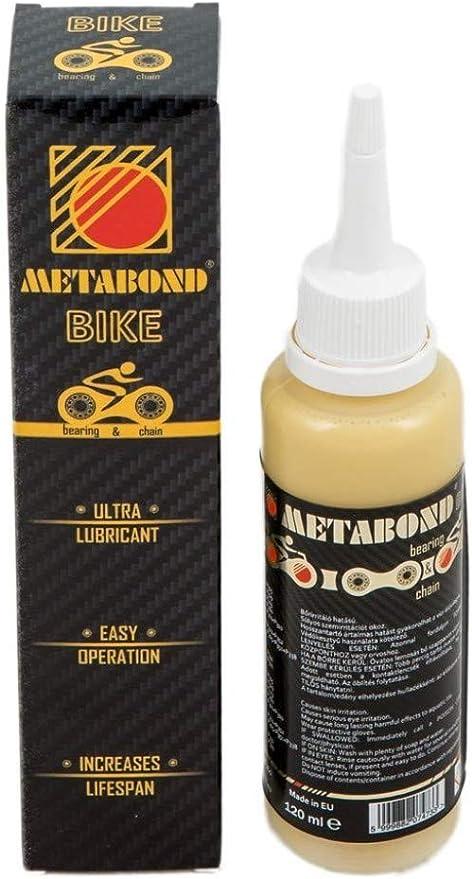 Metabond Bike Rodamiento, cadena, grasa, aceite lubricante ...