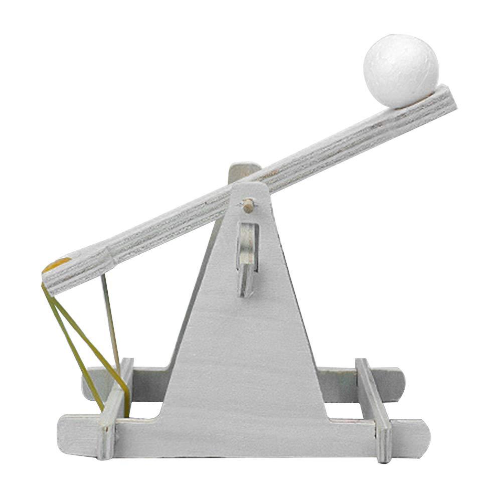 Amazoncom Bromrefulgenc Diy Trebuchet Intelligence Toy