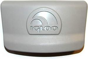 Igloo Hinged Latch 5-Gal Roller Cooler Water Jug