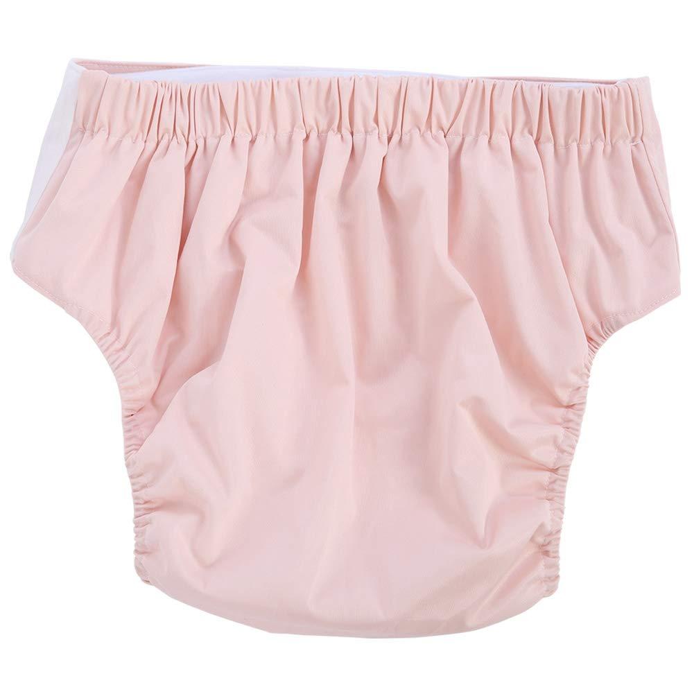 HURRISE Couches en tissu r/éutilisables pour adolescents et adultes Protection contre lincontinence