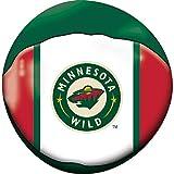 Franklin Sports NHL Minnesota Wild Soft Sport Ball