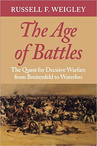 Amazon the age of battles the quest for decisive warfare the age of battles the quest for decisive warfare from breitenfeld to waterloo fandeluxe Images