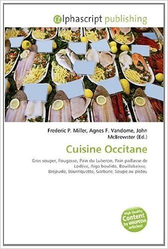 Telecharger L Ebook Anglais Cuisine Occitane Gros Souper