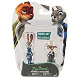 TOMY Zootopia Character Pack Judy And Bellwether