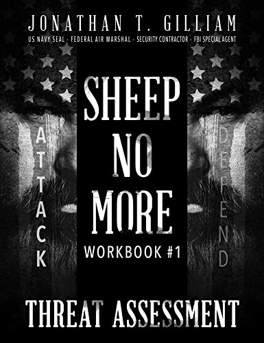Sheep No More Workbook #1: Threat Assessment (Navy Arts Martial Seal)