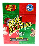 Bean Boozled Naughty or Nice Jelly Belly Jelly Beans 1.6 oz Flip Top Box, (5th edition)