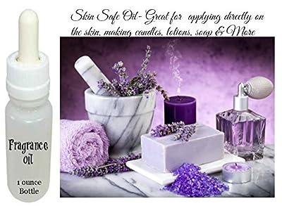 Juniper Breeze Fragrance Oil, 1oz Dropper Bottle -Skin Safe Oil, Candles, Lotions Soap & More