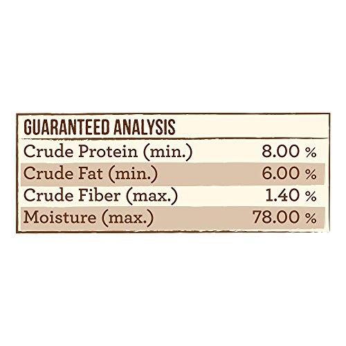 Merrick Grain Free Limited Ingredient Diet Beef Recipe Wet Dog Food 12.7 oz, Case of 12 by Merrick (Image #3)