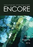 Encore: Prize Poems 2016