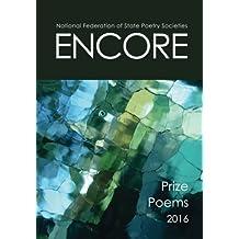 Encore: Prize Poems 2016