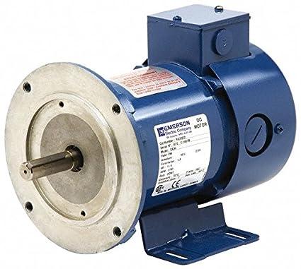 Amazon com: 1 hp, TEFC Enclosure, 1,750 RPM, 90 Volt, DC
