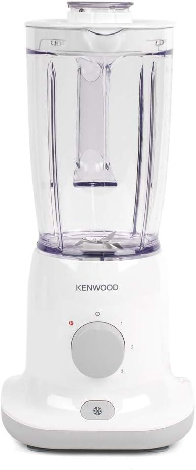Kenwood BL460 Batidora de vaso 2L 600W Color blanco - Licuadora ...