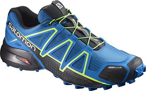 Salomon Men's XA Pro 3D Trail Running Shoes, mykonos blue, 8.5 M US