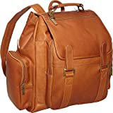Claire Chase Back Pack, Saddle, One Size