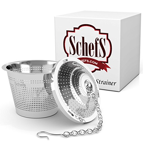 stainless steel tea infuser ball - 5
