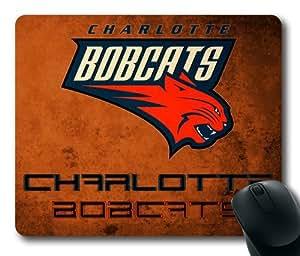 Customizablestyle Charlotte Bobcats Logo-1 Mousepad, Customized Rectangle DIY Mouse Pad