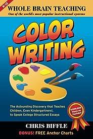 Whole Brain Teaching: Color Writing