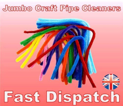 ANKER JUMBO CRAFT PIPE CLEANERS