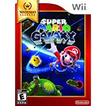 Nintendo Selects: Super Mario Galaxy - Wii Standard Edition