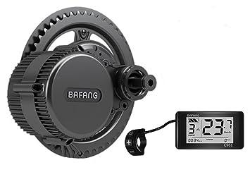 Electric Bike Bafang 8fun Mid Drive Crank Motor 36v