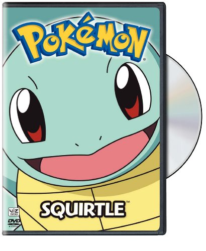 Pokemon 10th Anniversary, Vol. 4 - Squirtle -
