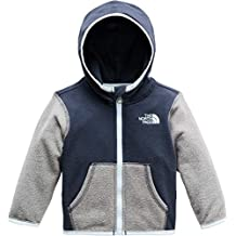 The North Face Baby Girls' Glacier Full Zip Hoodie (Infant)