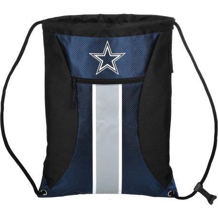 Dallas Cowboys Big Stripe Zipper Drawstring Backpack