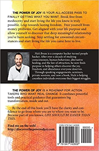 Amazon.com: The Power of Joy: A Straight Up Guide to Lasting ...