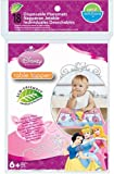 Neat Solutions 18 Count Disney Princess Pack Table Topper, Baby & Kids Zone