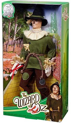 Barbie Collector Wizard Of Oz Scarecrow Doll]()