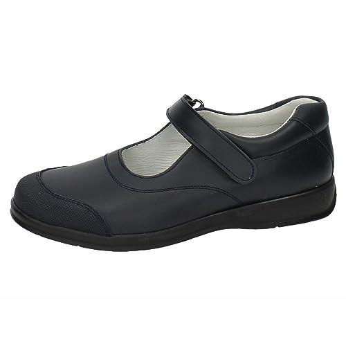 Petit SER 8029P Zapato COLEGIAL Piel NIÑA Zapato COLEGIAL Marino 26