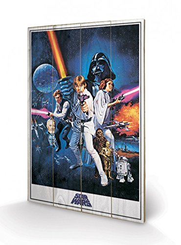 1art1 Star Wars - Episodio IV, Una Nueva Esperanza, Cartel ...