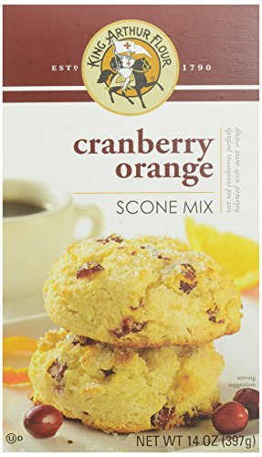 King Arthur Flour Cranberry Orange Scone Mix, 14 ()