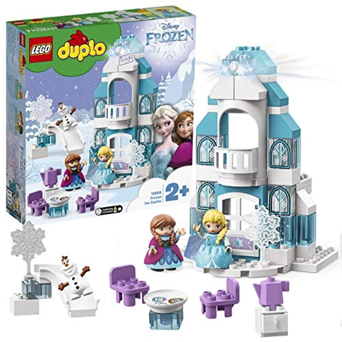 [해외] 레고(LEGO) 듀플로 겨울왕국 빛난! 엘사의 아이스 캐슬 10899