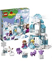 LEGO DUPLO | Disney Frozen Ice Castle 10899, New 2019 Building Blocks