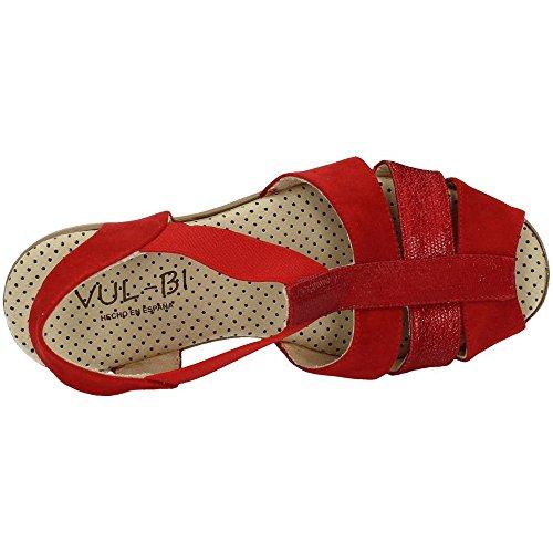 Vulca Bicha ,  Damen Sandalen Rot