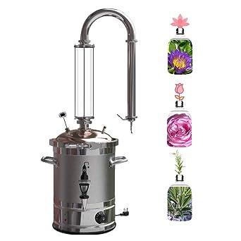 AnEssOil - Purificador de agua para destilación de aceite esencial ...