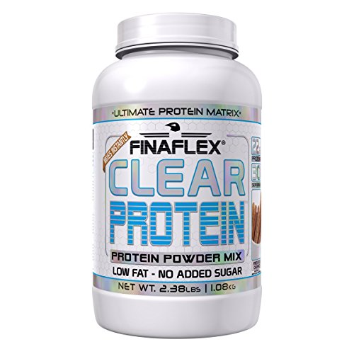 Finaflex Clear Ultimate Protein Matrix Blends, Frosted Ch...
