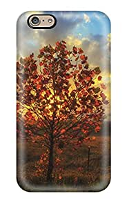 Ivan Erill's Shop Best 9862120K65074988 New Tree Skin Case Cover Shatterproof Case For Iphone 6