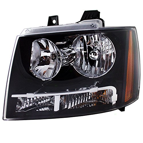 Drivers Headlight Headlamp Replacement for Chevrolet SUV Pickup Truck 20760578 AutoAndArt