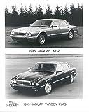 1995 Jaguar XJ12 Vanden Plas Automobile Photo Poster