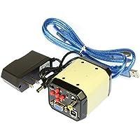 2.0mp Hd 3 in 1 Digital Industry Industrial Microscope Camera Magnifier VGA Av USB Tv Video Output