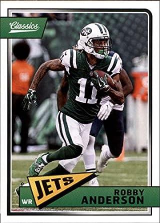 Amazon.com  2018 Classics  69 Robby Anderson NY Jets Football ... 04d9d8f23