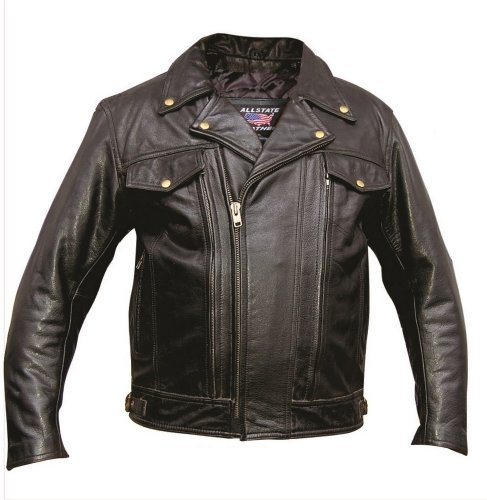 Men's AL2020 Riding jacket 40 Black