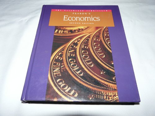 Fearon's economics (The Pacemaker curriculum)