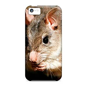 Anti-Scratch Hard Cell-phone Cases For Iphone 5c With Customized Trendy Madagascar 3 Pattern SherieHallborg