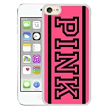 Victoria'S Secret Love Pink 43 White iPod Touch 6 Phone Case,Newest Skin