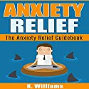 Anxiety Relief: The Guidebook: All About Anxiety, Book 3 Audiobook by K. Williams Narrated by Michael Hatak